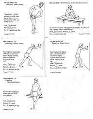 Runners Knee Stretches