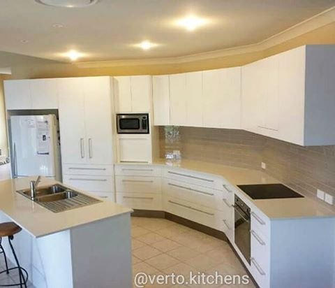 Beautiful, well designed kitchen created by Verto Kitchens. #kitchensbyverto #vertokitchens