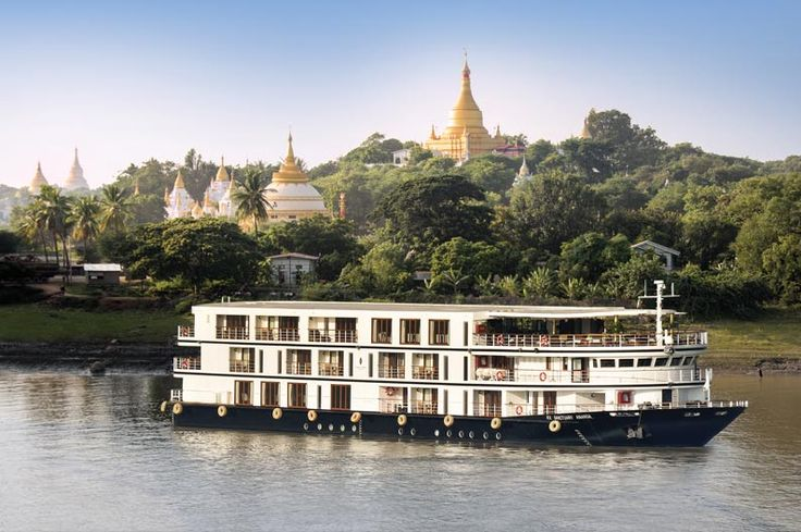 Sail the majestic Irrawaddy River in Myanmar aboard the superb all-suite RV Sanctuary Ananda.