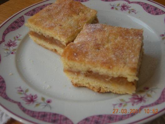 Úgy tűnik anyukám lelkesedése még az enyémnél is nagyobb blog ügyben :)Rendületlenül küldi a recepteket és a fotókat, nem győzök válogatni. De nem is baj ez! A lányom épp azon a napon mondta, hogy mennyire szereti az almás pitét, amikor megérkezett a recept. Lehet, hogy tényleg van telepátia??         ...