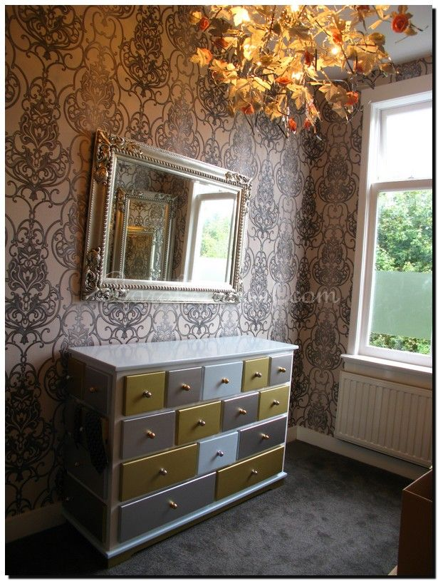 25 beste idee n over dressoir spiegel op pinterest for Spiegel pinterest