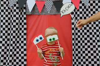 Photo Booth, Cars Style