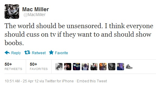 Crazy celebrity tweets 9
