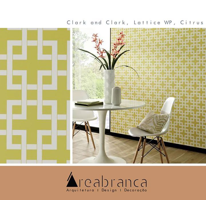 Lattice WP, Citrus by Clark and Clark