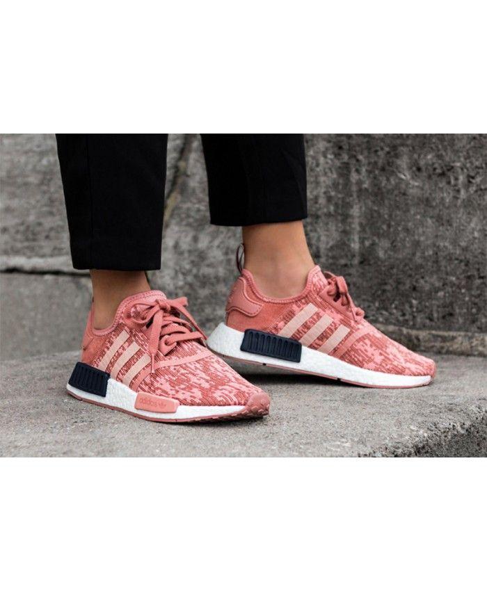 Adidas NMD Primeknit Raw Pink
