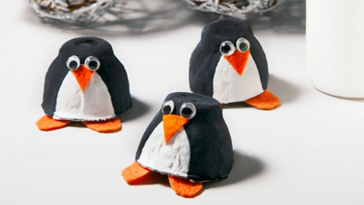 """This DIY is perfect for a winter afternoon with the family -- it's a fun, creative way to pass the time while learning a little about one of nature's """"coolest"""" inhabitants."""