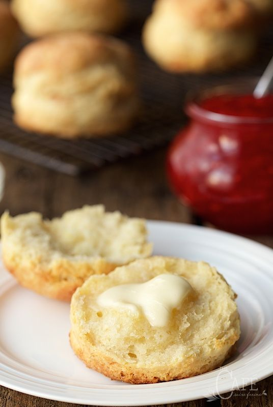 These Ridiculously Easy Buttermilk Biscuits take less than 10 minutes to throw together. Tall, flaky, incredibly delicious, mouthwatering!