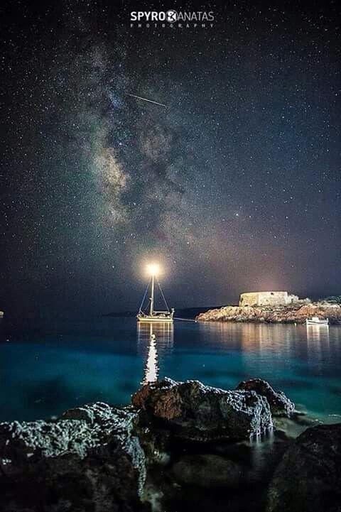 Avlemonas bay #Kythira island