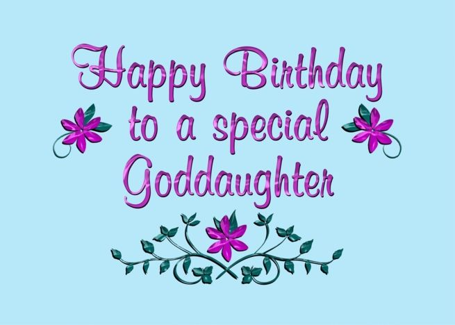 Happy Birthday Goddaughter Purple Flowers Card Ad Ad Goddaughter Birthday Happy Happy Birthday Godmother Happy Birthday Mother Happy Birthday Niece