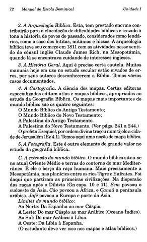 Manual da escola dominical antonio gilberto  Semeadores - Karmitta