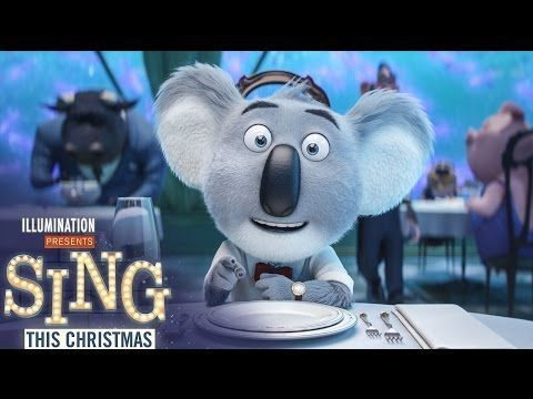 Sing | Trailer & Movie Site | December 21, 2016