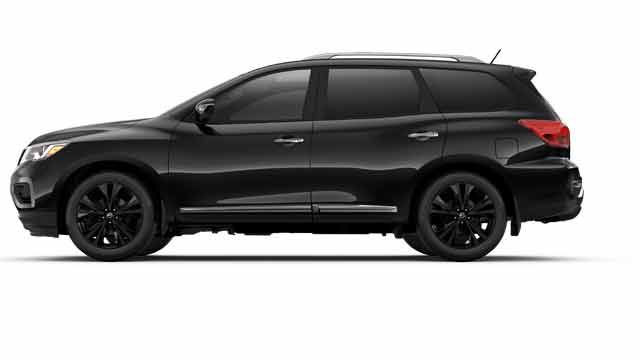 Nissan Pathfinder Midnight Edition | 2017 Nissan Midnight Edition Line-Up | Nissan USA