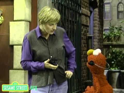 A great video to teach the importance of Sharing. Sesame Street: Ellen DeGeneres And Elmo Take Turns