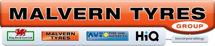 Buy Tyres Online direct from Malvern Tyres £61