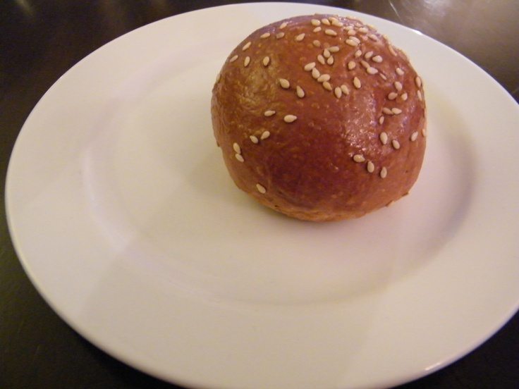 House made brioche bun