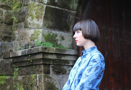 New outfit post featuring our Pixie's Bird a day shirt: http://nadinoo.blogspot.co.uk/2012/04/smarty-pants.html