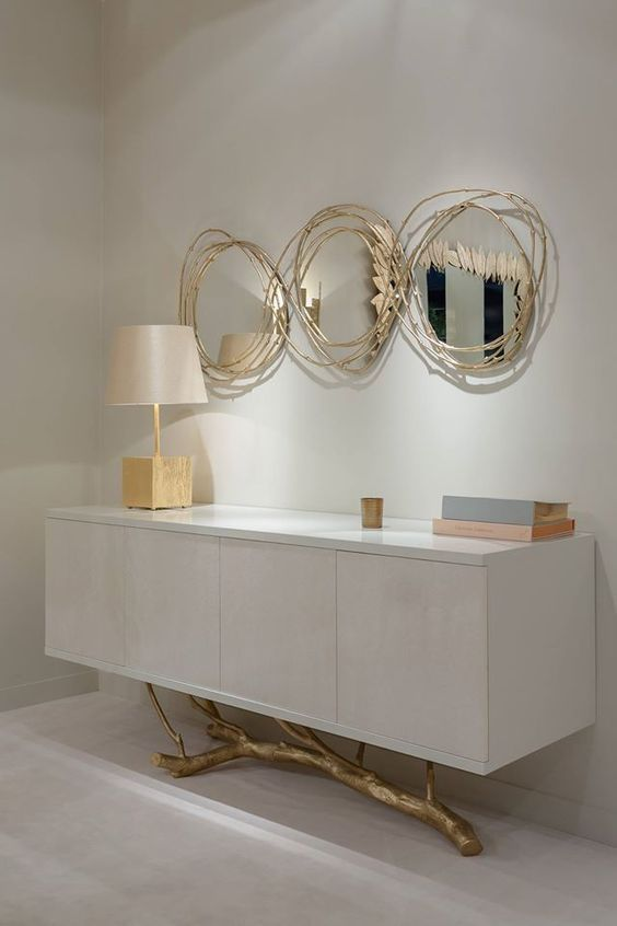 Mirrors – Home Decor : With these expensive mirrors, you'll get an effortlessly modern and chic inter…