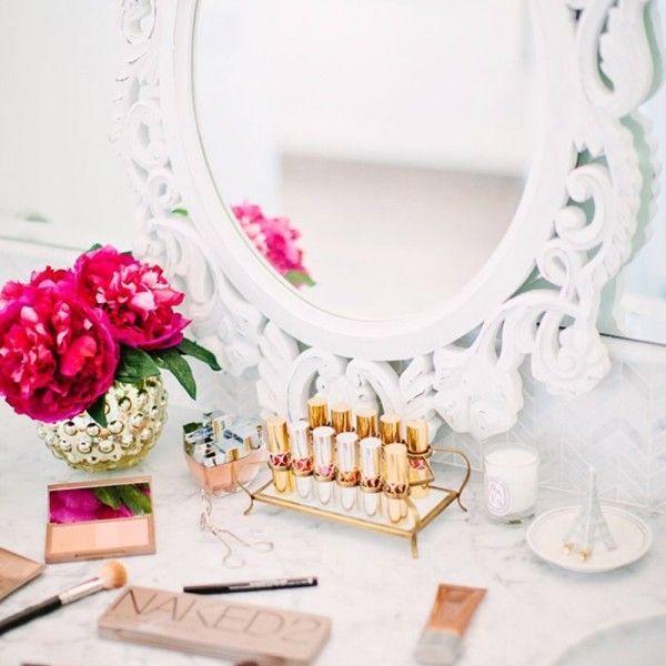 La Belle Sirene: Beauty Room Inspiration