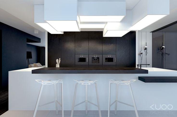 Bielsko-Biala // Sfera // Apartment // 167M2 | Kuoo Architects