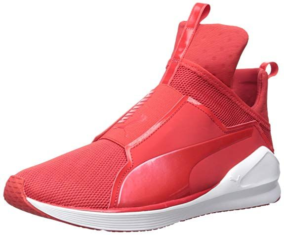 PUMA Women's Fierce Core Cross Trainer Shoe, High Risk Red