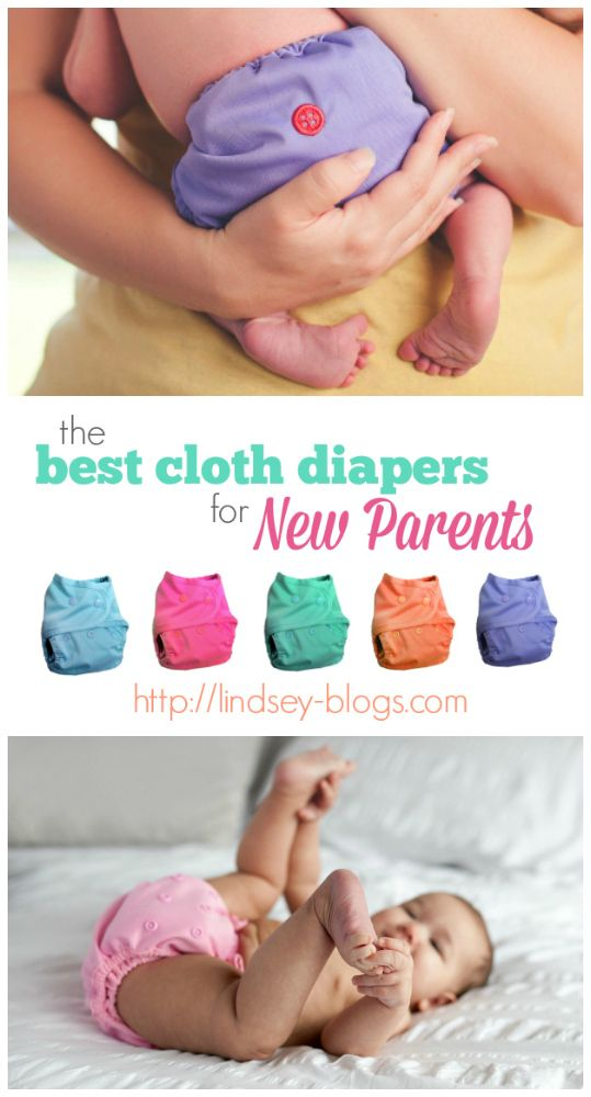 A Guide to The Best Cloth Diapers for New Parents
