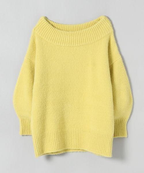 Jeanasis yellow sweater