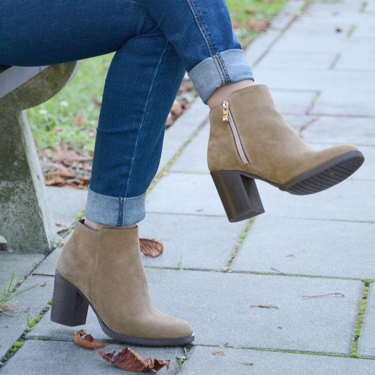 Botki damskie w sam raz na jesień: http://blog.be-fashion.me/botki/