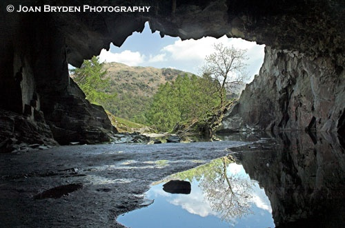 Rydal Cave / Loughrigg Cave, The Lake District, Cumbria