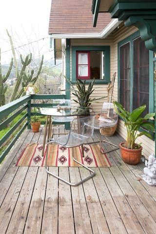 Экскурсия По Дому: Арт-Заполнены Богемный Лос-Анджелес Дом   Квартира Терапия
