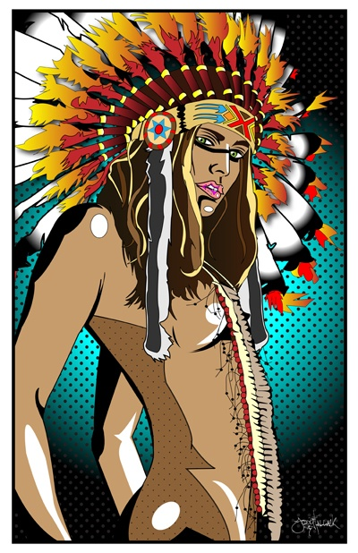 What's up chief? by Joey Tabback, via Behance