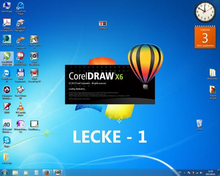 CorelDraw használata egyszeruen és gyorsan