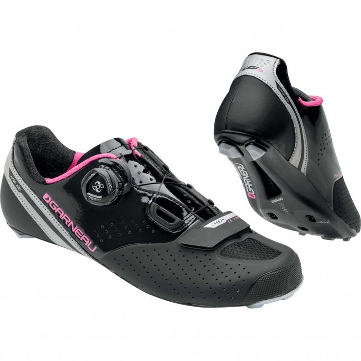 WOMEN'S CARBON LS-100 II CYCLING SHOES The most affordable among shoes equipped with a carbon outsole, the LS-100 II offers a precise Boa®️ micro-adjustment system and a super rigid frame for maximum performance. The absence of pressure points both underneath and on top of the foot make it an extremely comfortable and stiff shoe at a highly competitive price.