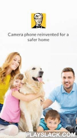 Home Security Camera - Alfred  Android App - playslack.com ,  Hey Superheroes,We know that while you are away from home for Super Missions, you need a reliable home security solution to watch your most valuable assets and families. Home security camera, surveillance camera, nest cam, baby monitor, webcam, or pet cam shouldn't cost us hundred bucks when all you need is Alfred.Is it necessary to spend on surveillance cameras? You have a better option, with Alfred! Turn your unused smartphones…