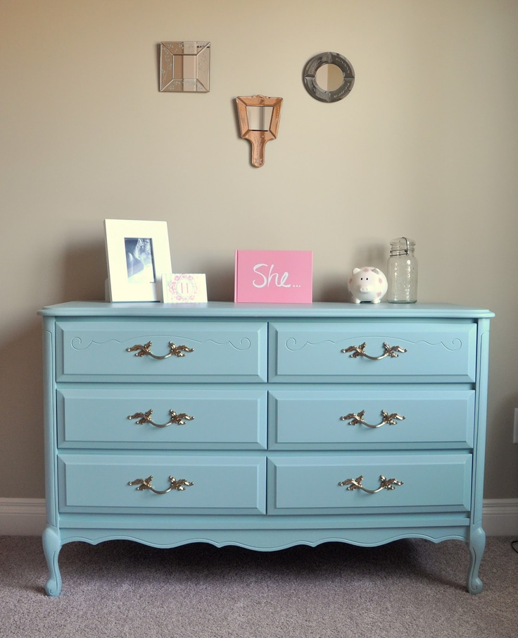 French Provincial Furniture Makeovers