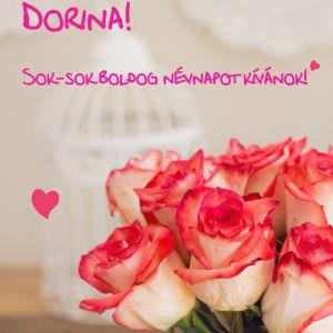 Dorina sok boldog névnapot