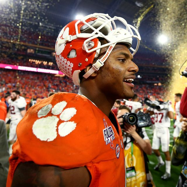 Clemson quarterback Deshaun Watson plans to pay more attention to the finer details of playing his position for the upcoming season.