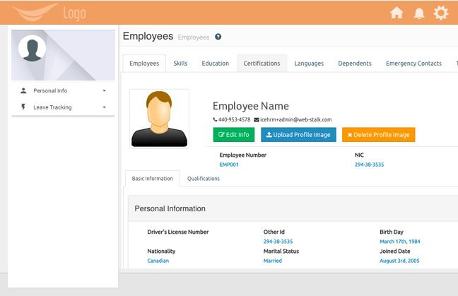 PocketHRMS is a cloud HR Software with 360-degree processing
