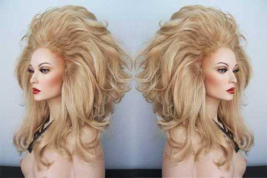 Wigs Transvestite 53