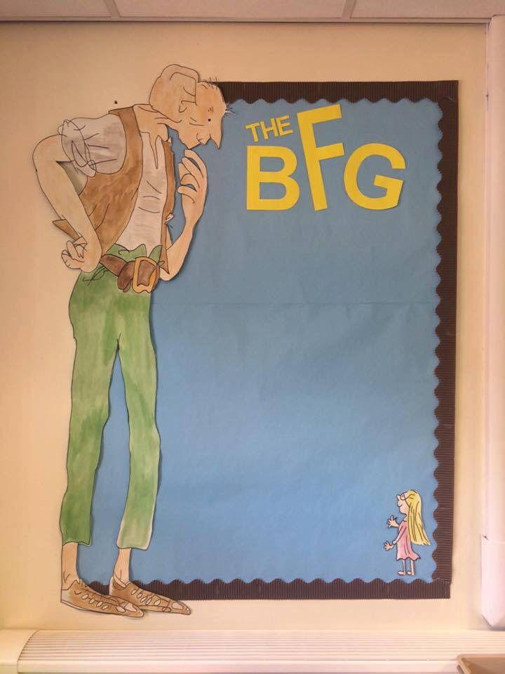 BFG display board