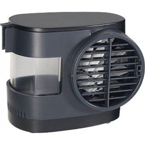 Mini-clim 12V/220V Eufab portable rafraichisseur d air 21005