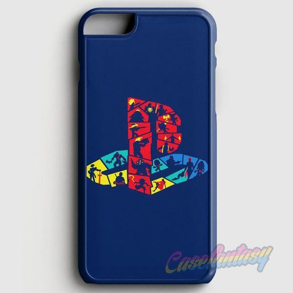 Playstation Game Logo iPhone 6 Plus/6S Plus Case | casefantasy