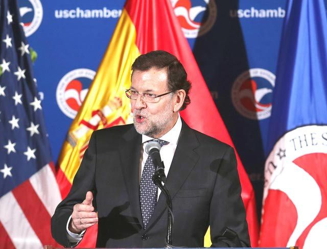 Spain's government is a parliamentary democracy and has a constitutional monarchy. President is Marijono Rajoy.
