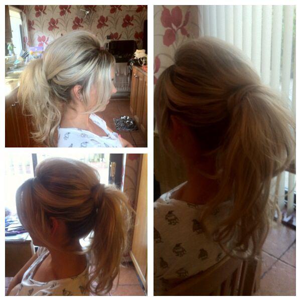 Blonde Ponytail