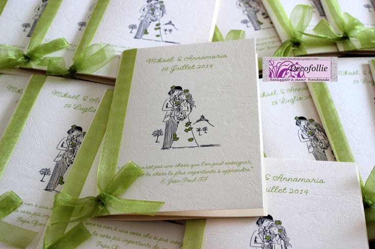 Libretti messa su www.decofollie.jimdo.com