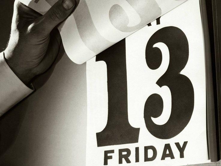 ⚠ Happy Friday the 13-th! ⚠ ✌