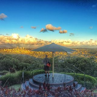 Mount Coot-tha | 16 Stunning Places To Do Your Next Workout In Brisbane