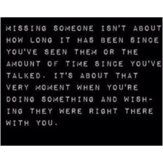 Missing Your Love Quotes: 1000+ Ideas About Missing Someone You Love On Pinterest
