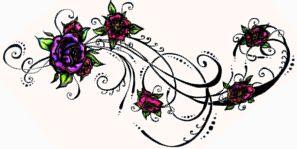 Resultado de imagen para imagenes de flores diseñadas