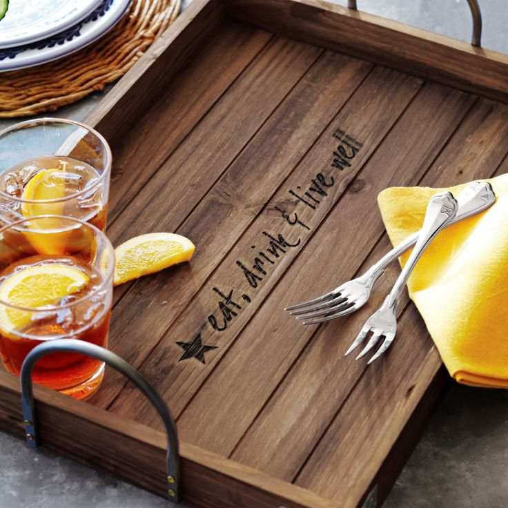 Serving Tray Plans Wood Woodworking Projects Amp Plans