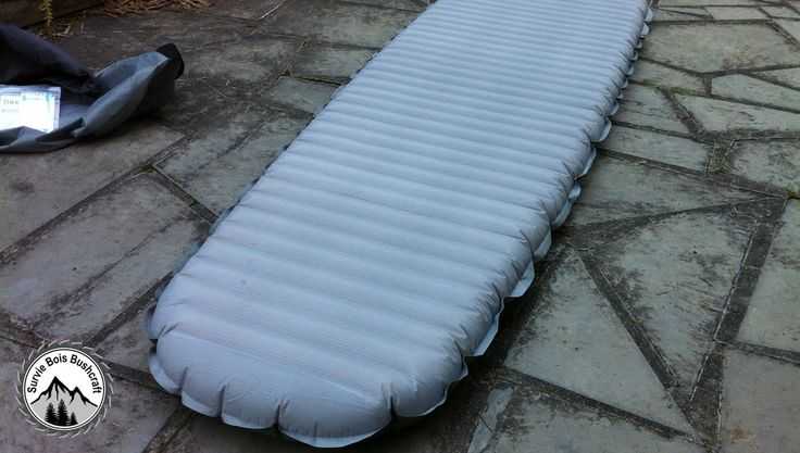 Revue matelas gonflable NeoAir Xtherm - Thermarest